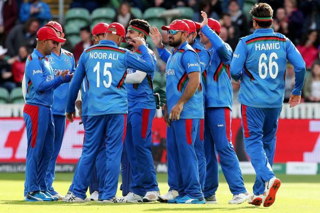 Afghanistan have underwhelmed at the World Cup (Mark Kerton/PA)
