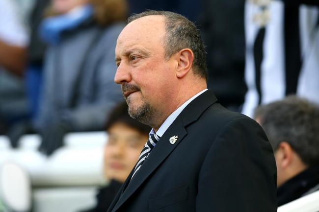 Newcastle manager Rafael Benitez is yet to sign a contract extension