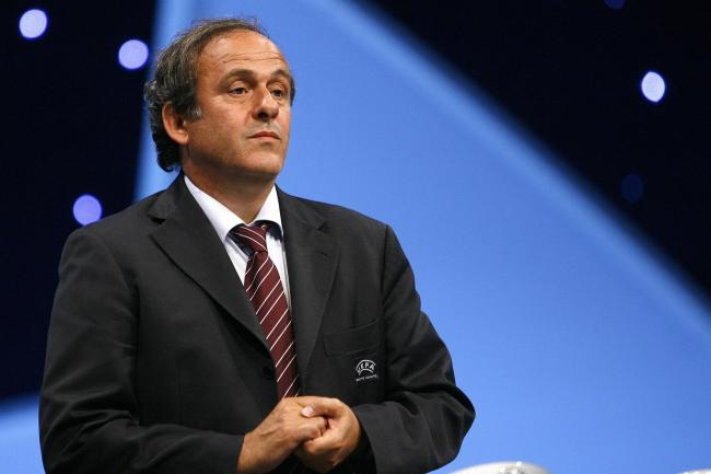 Former UEFA president Michel Platini insists he has 'no reason' to reproach himself