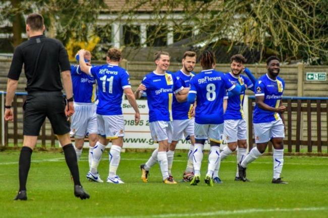 Wealdstone will start the National League South season at home to Dartford. Picture: Dan Finill - DFinill Photography
