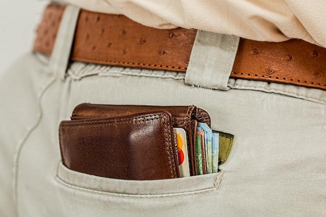 Pickpocketing cases have risen. Photo: Pixabay
