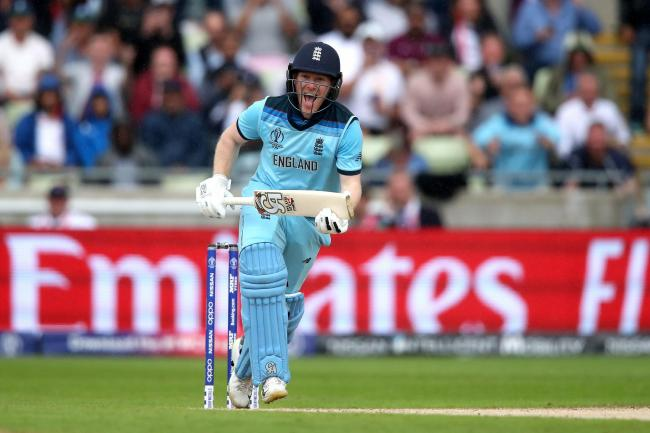 Eoin Morgan's side will carry the expectation of a nation into Sunday's Cricket World Cup final at Lord's