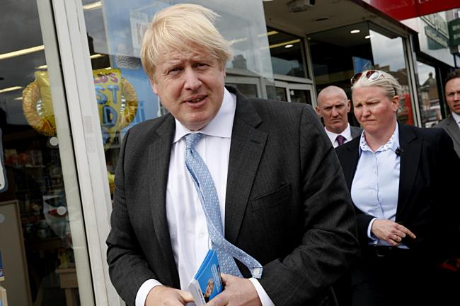 UK poll asks public if Boris Johnson should resign following Supreme Court ruling