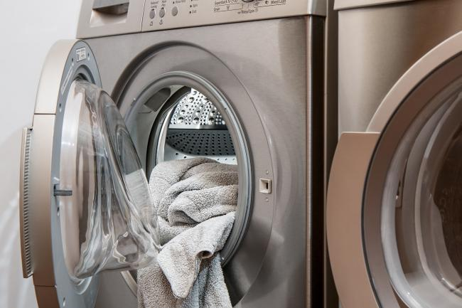 A stock picture of a tumble dryer. Photo: Pixabay