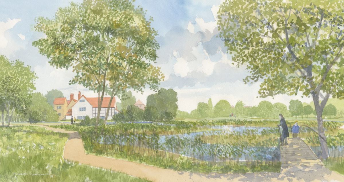 Tuesday Talk: Re-naturalising Yeading Brook– Dr Lucy Shuker