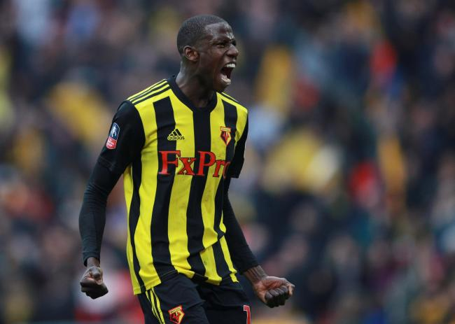 Everton want to sign Abdoulaye Doucoure. Picture: Action Images