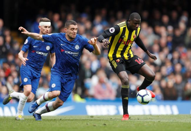 Everton tried to sign Abdoulaye Doucoure this summer. Picture: Action Images