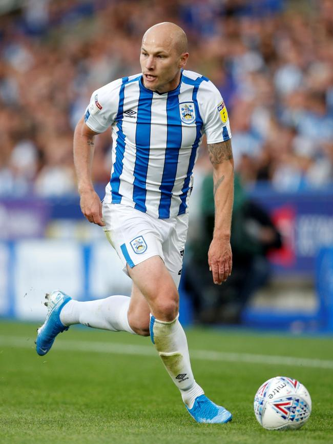 The on-loan Huddersfield midfielder could make his debut on Saturday. Picture: Action Images
