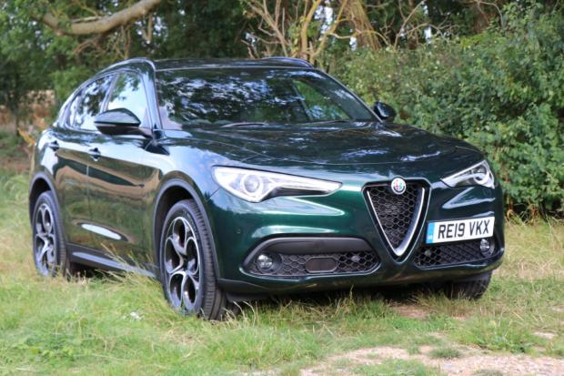 Road test of the Alfa Romeo Stelvio Milano Edizione 2.2 AWD