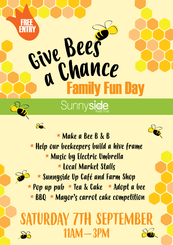 Give Bees a Chance Family Fun Day