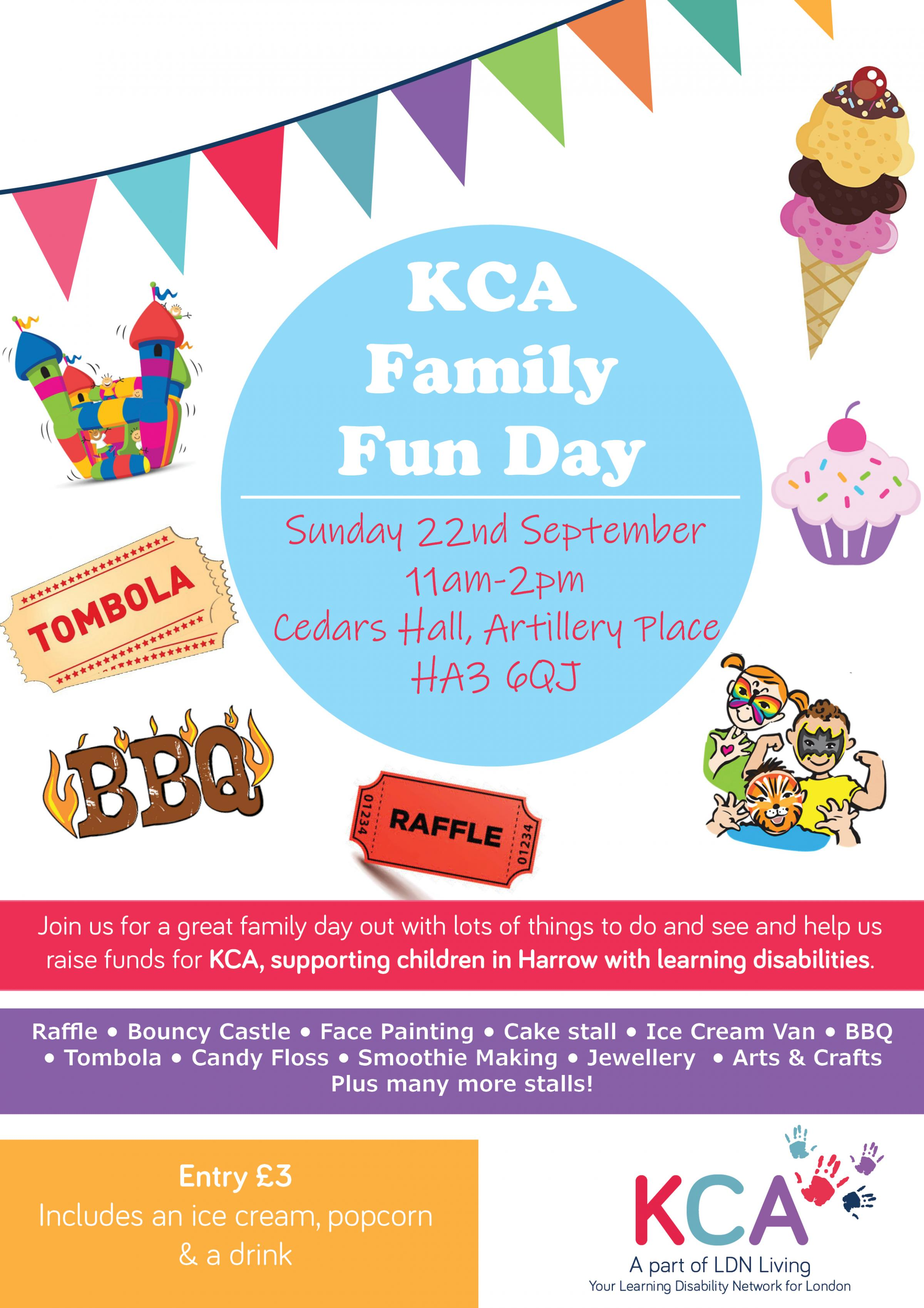 KCA Family Fun Day