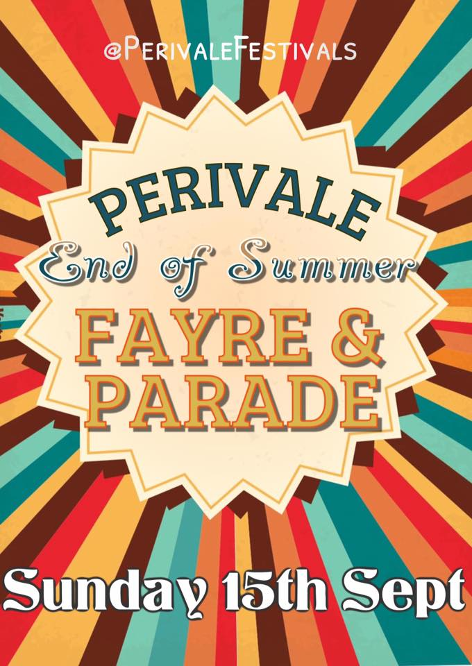 Perivale End of Summer Fayre & Parade