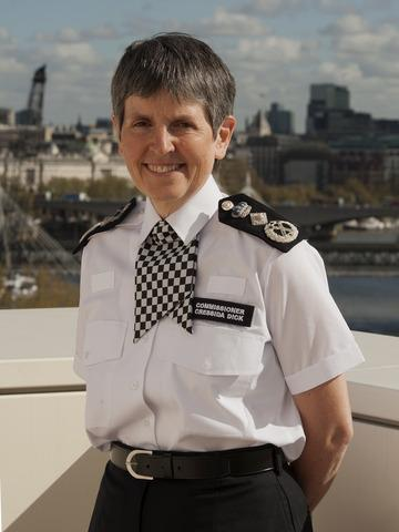 Cressida Dick joined the Metropolitan Police Service in 1983 (Photo: Mark Patrick).