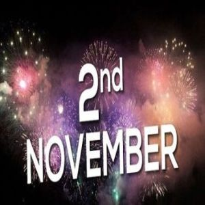 North West London Fireworks 2nd November 2019: CELEBRATION OF CULTURE