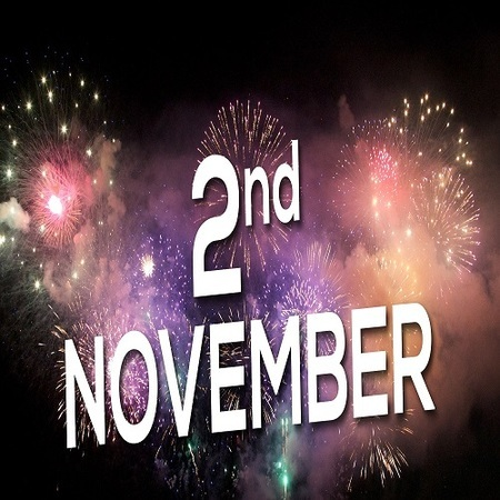 Uxbridge and Harrow Fireworks display , Saturday 2nd November 2019.