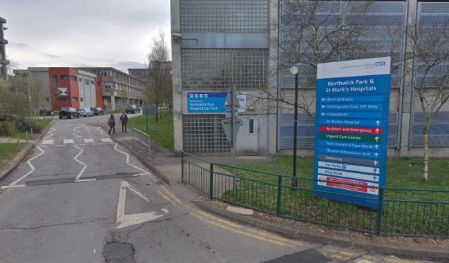 London North West University Healthcare NHS Trust. Photo: Google Street View