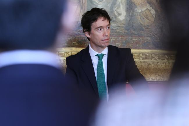 Rory Stewart  will be running as an independent candidate for Mayor of London (Photo: Foreign and Commonwealth Office / Flickr)