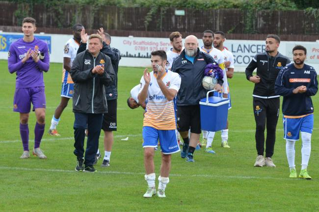 Wealdstone were held to a goalless draw by Bristol Manor Farm bin the FA Cup third qualifying round. Picture: Adam Williams