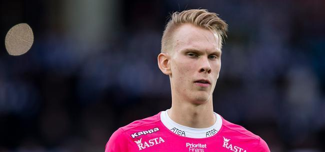 Pontus Dahlberg is looking for a loan move in January. Picture: IFK Gothenburg
