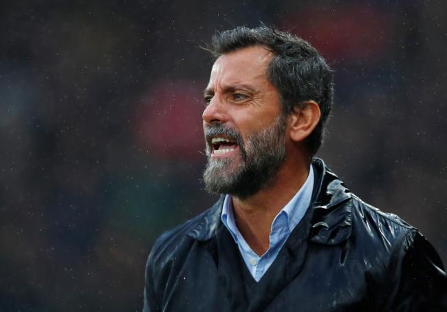 Quique Sanchez Flores insists his side will be prepared for Everton. Picture: Action Images