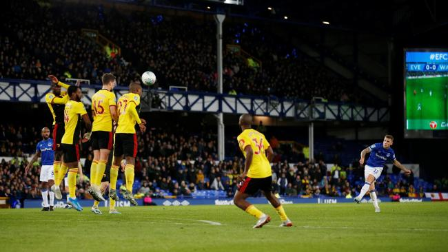 Watford lacked creativity in cup defeat. Picture: Action Images