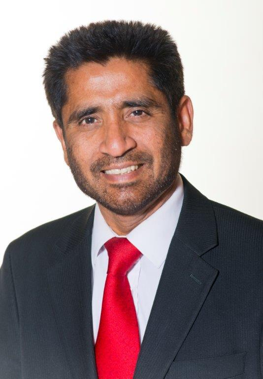 Cllr Krishna Suresh (Photo: Harrow Council)
