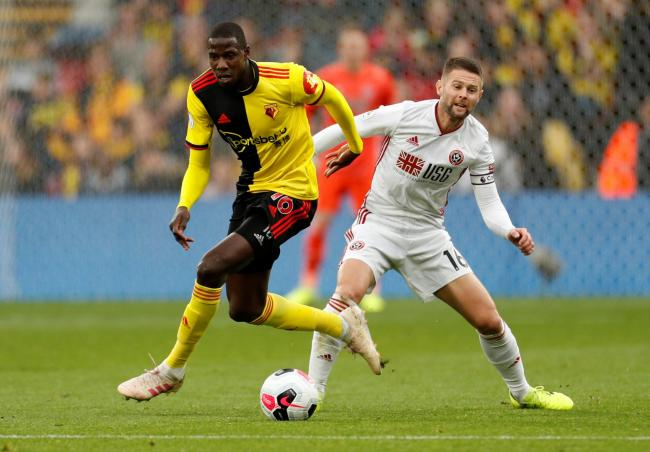 Abdoulaye Doucoure. Picture: Action Images