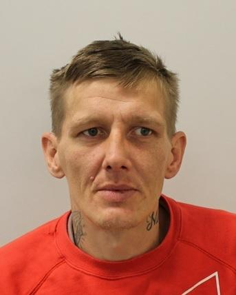 Michael O'Connell is banned from Harrow town centre. Photo: Met Police