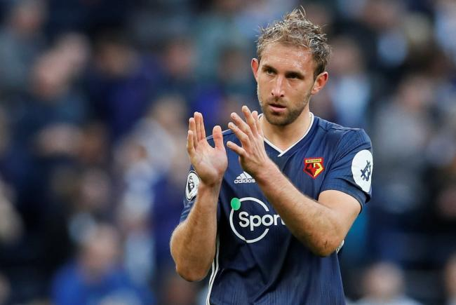 Craig Dawson thought Watford showed spirit and togetherness against Norwich. Picture: Action Images