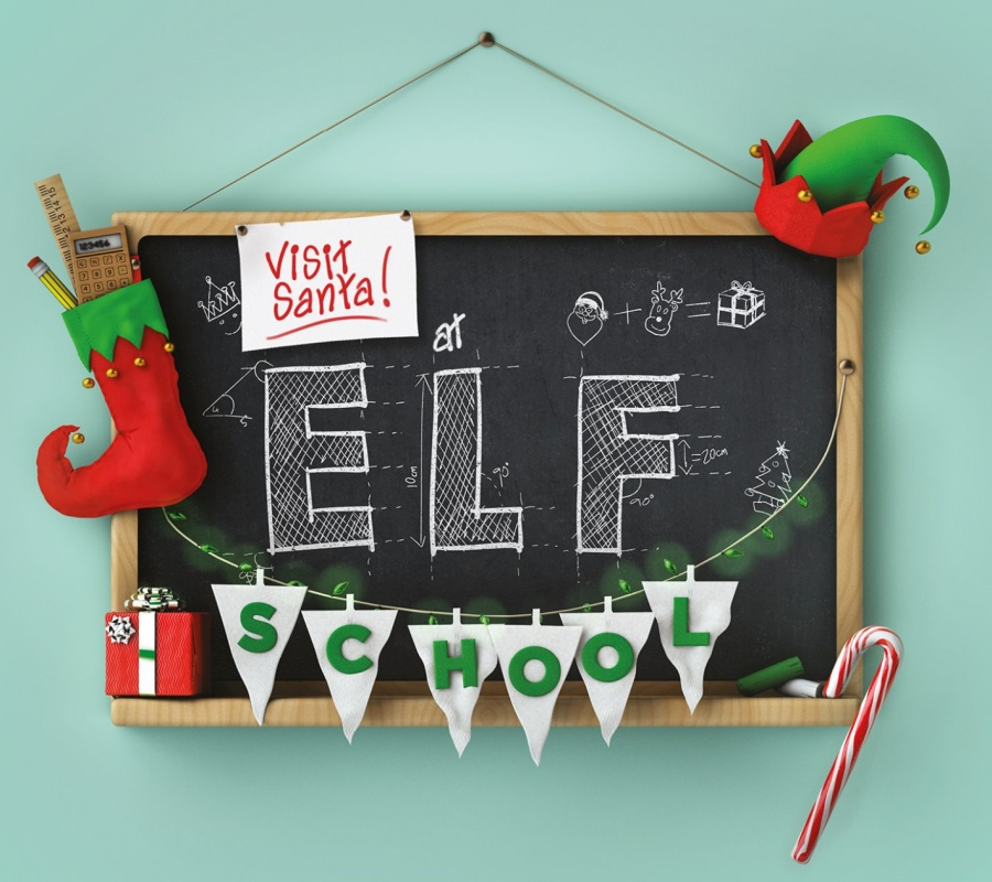Eden's Elf School returns!
