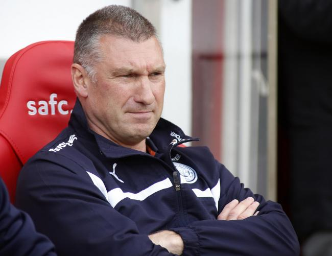Nigel Pearson led the Foxes to Premier League safety in 2015. Picture: Action Images