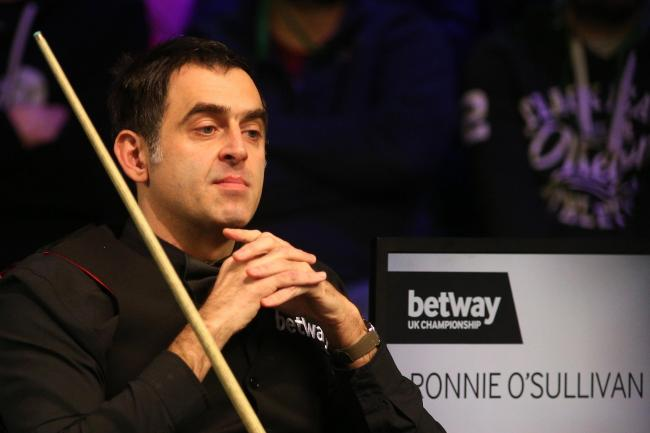 O'Sullivan says snooker will always struggle to infiltrate the mainstream sporting narrative