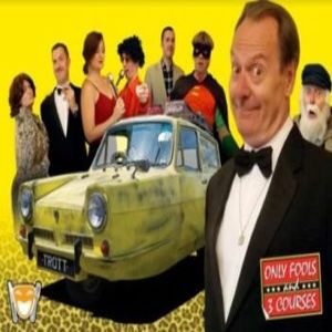 Only Fools and 3 Courses - Hayes 24/01/2020