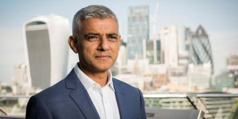 "Harrow Times: Sadiq Khan claimed last week that the mayoral election would be a ""two horse race"" with Conservative Shaun Bailey (Photo: GLA)."