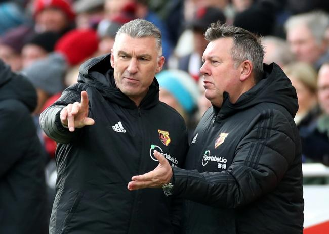 Ethan Knightley has praised Nigel Pearson and Craig Shakespeare for their revitalisation of Watford FC. Photo: Action Images