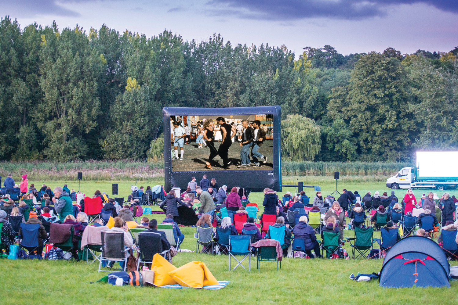 Summer Open Air Cinema