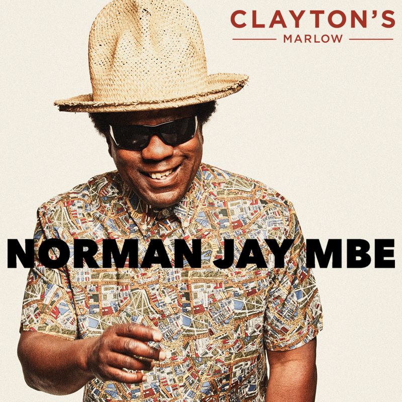Norman Jay MBE at Clayton's Marlow
