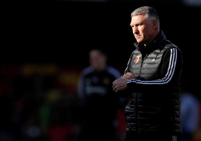 Nigel Pearson wants to add pressure on the teams around Watford. Picture: Action Images