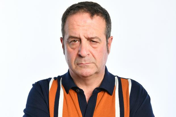 Mark Thomas. Photo: Steve Ullathorne