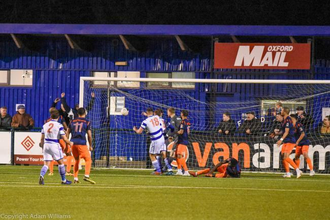 Wealdstone continued their winning form against Dorking Wanderers. Picture: Adam Williams