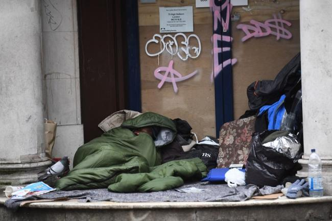Rough sleepers are more likely to have health problems than the general population, putting them at increased risk during the pandemic.