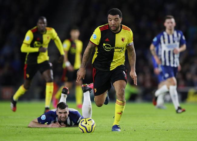 Troy Deeney has joined calls urging people to stay indoors. Picture: Action Images