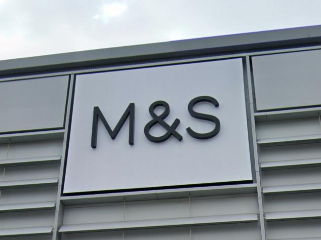 M&S: A Marks and Spencer store. Picture: Newsquest