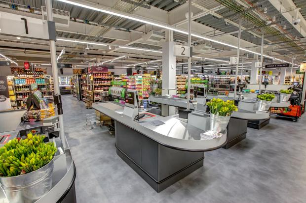 Harrow Times: MARKS AND SPENCER: Inside an M&S Foodhall. Picture: Marks and Spencer