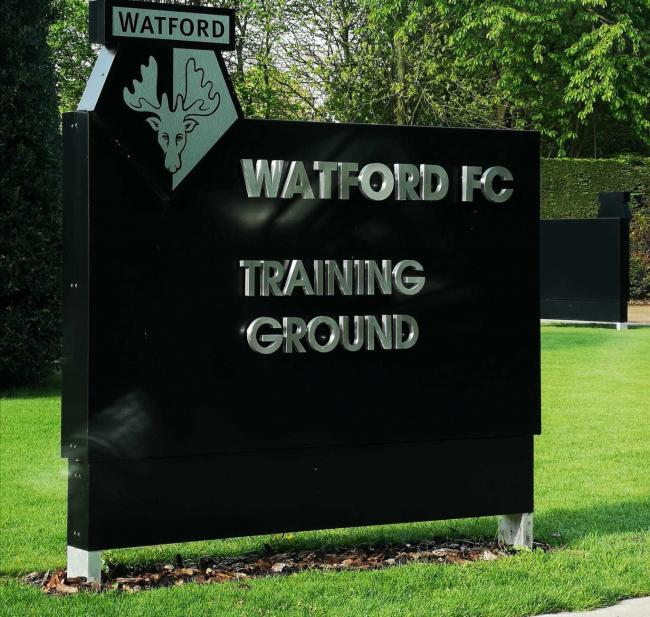 Watford players have been given the go ahead to return to the training ground.