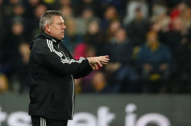 Craig Shakespeare feels football is being played at a slower pace. Picture: Action Images