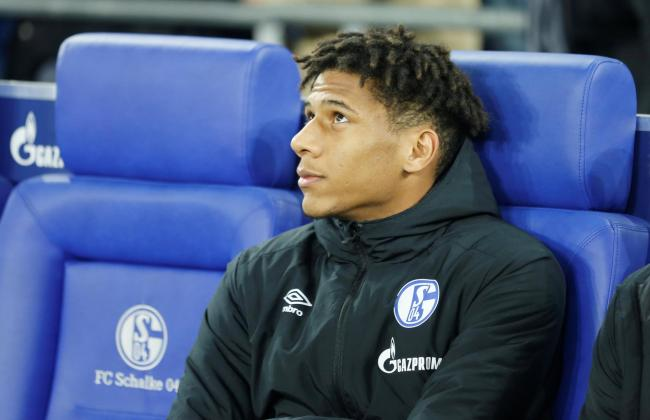 Jean-Clair Todibo on loan at Schalke. Picture: Action Images
