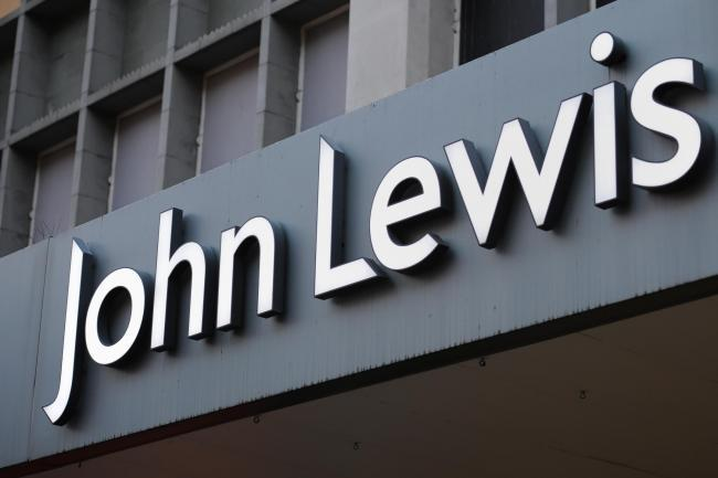 John Lewis in Brent Cross will reopen, despite eight other stores shutting