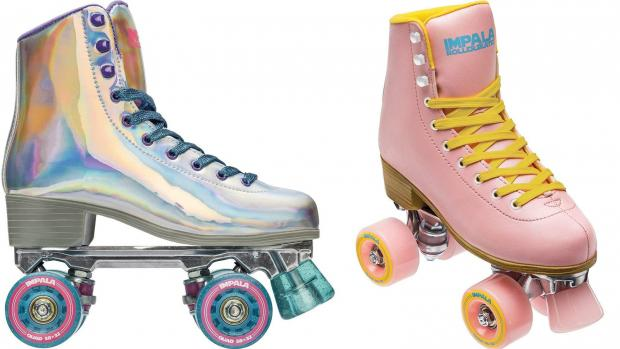 Harrow Times: Take part in this summer's hottest trend with these roller skates. Credit: Impala / Amazon