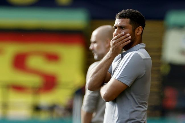 Caretaker boss Hayden Mullins was unable to keep Watford in the Premier League